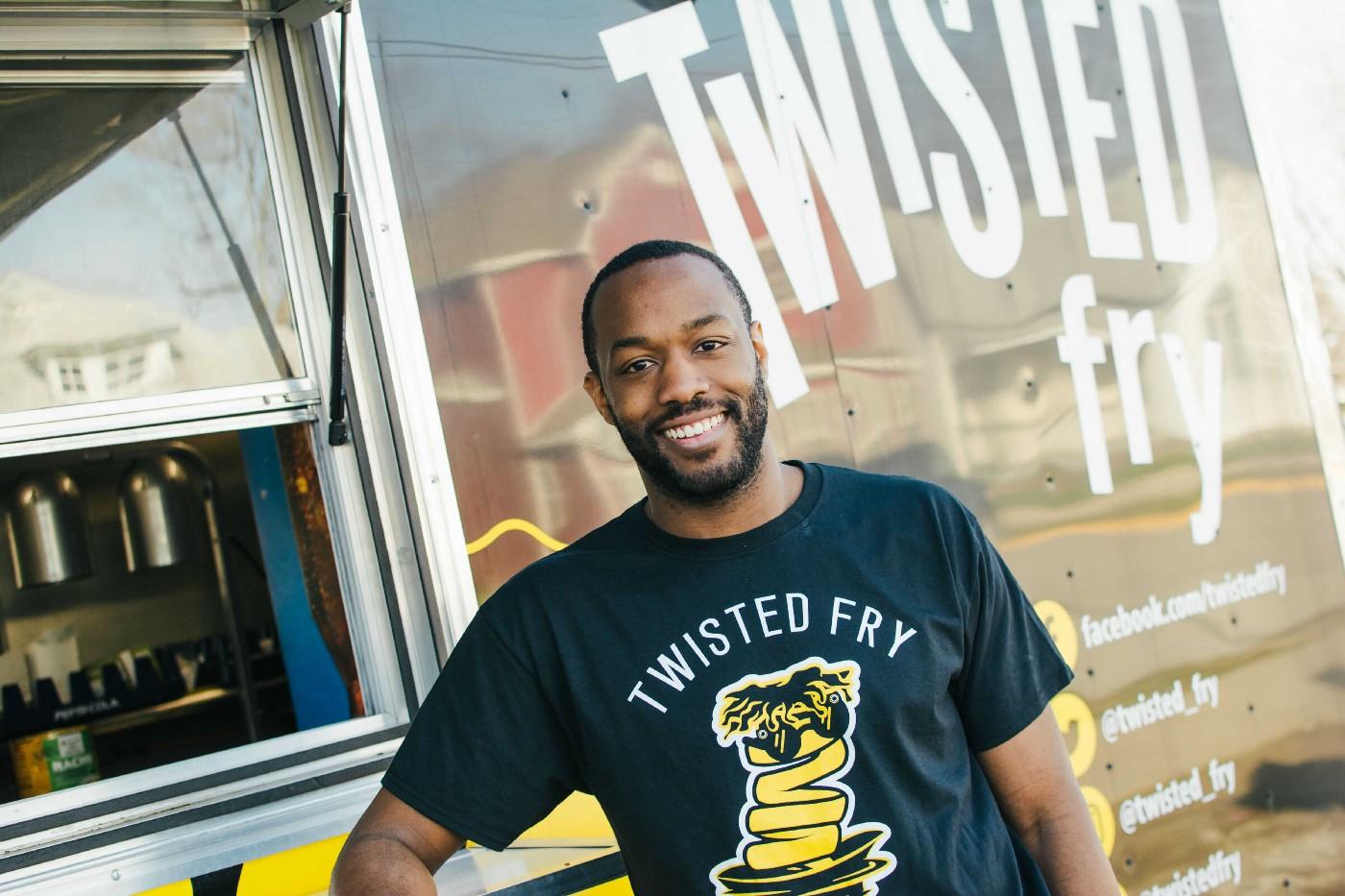DeSean food truck